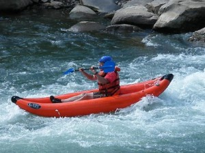 Inflatable Kayak Trips on the Lower Animas